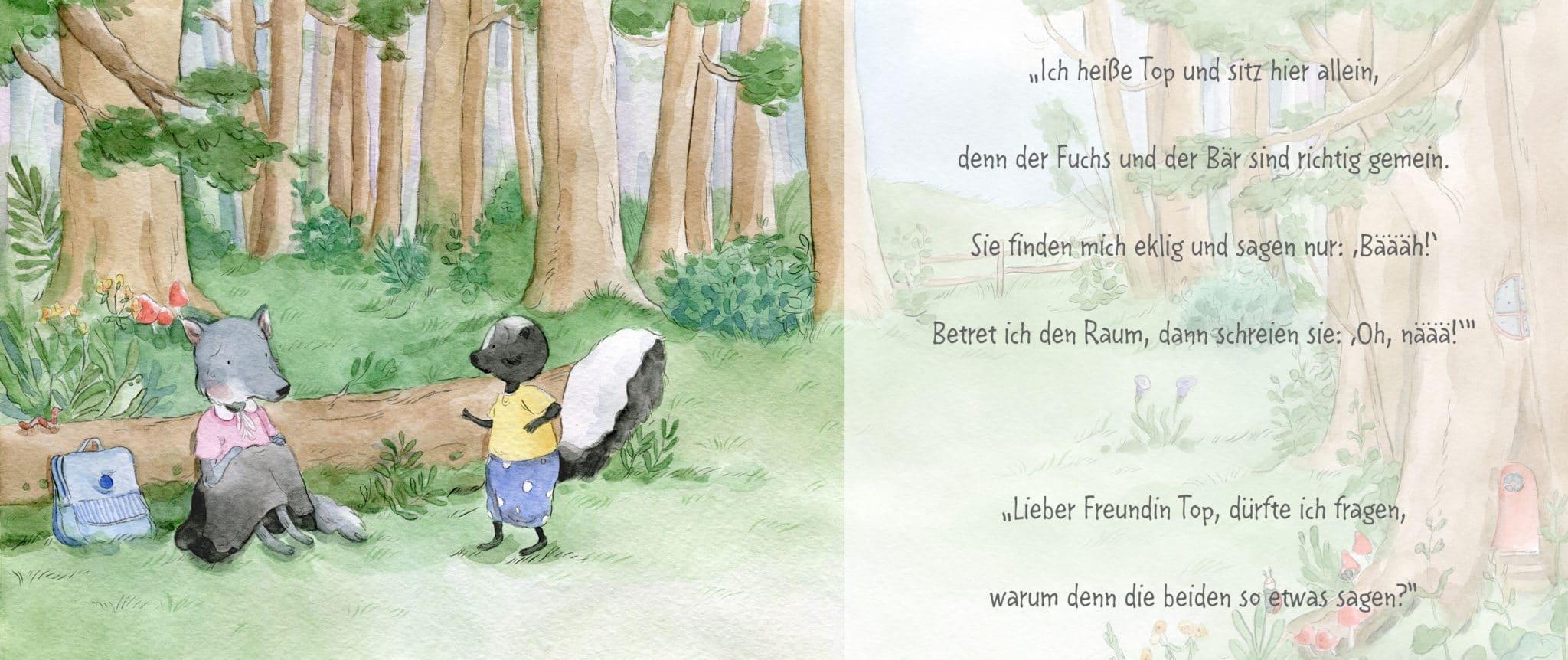 Peckelston Kinderbuchverlag Popeln, Rülpsen und Pupsen Rouven Stenneken Saeideh Keshavarz
