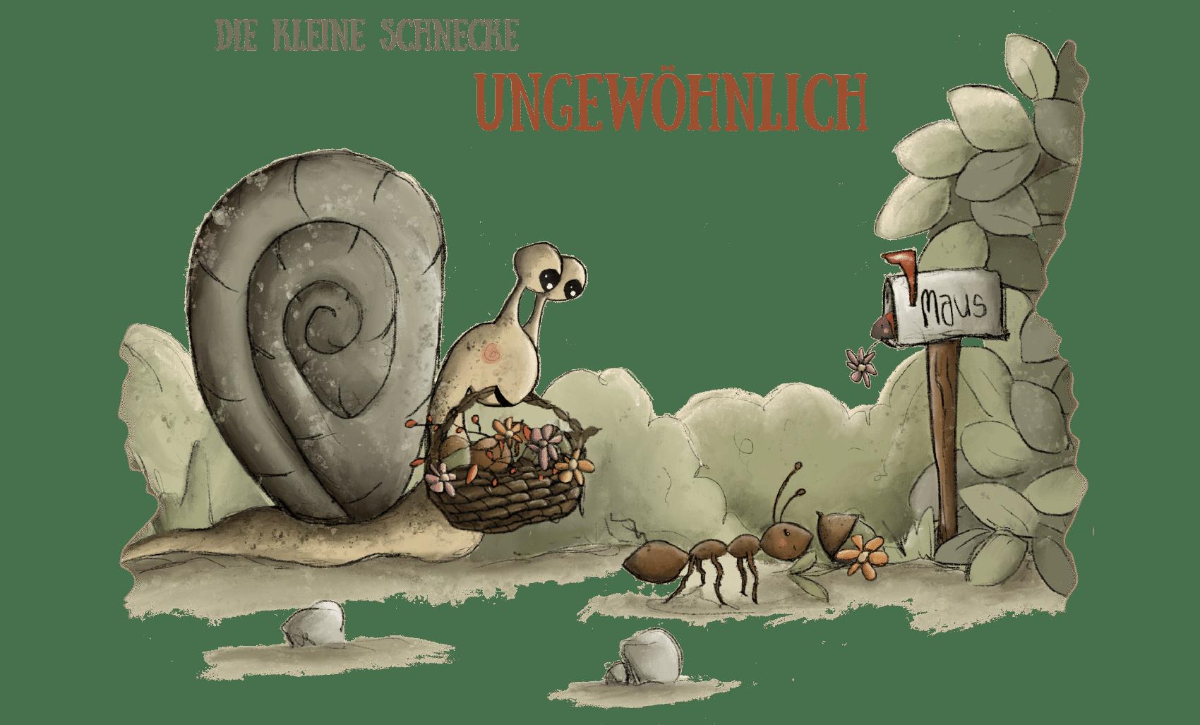 Peckelston Kinderbuchverlag die kleine schnecke ungewöhnlich angelina borgwardt