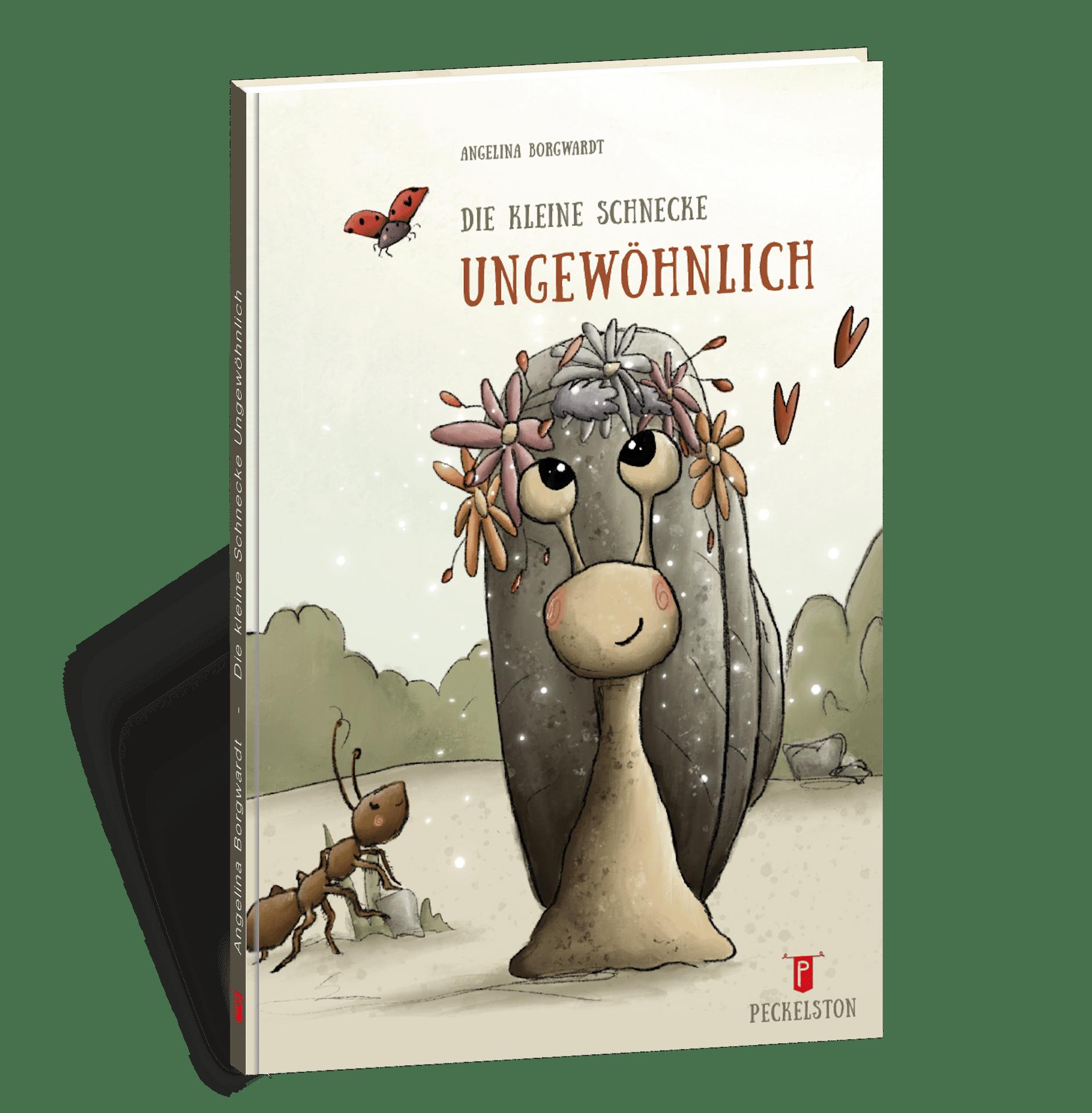 Peckelston Kinderbuchverlag Kleine Schnecke Ungewöhnlich Angelina Borgwardt