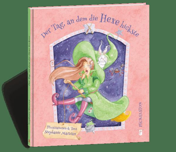 der tag an dem die hexe hickste stephanie marzian peckelston kinderbuchverlag