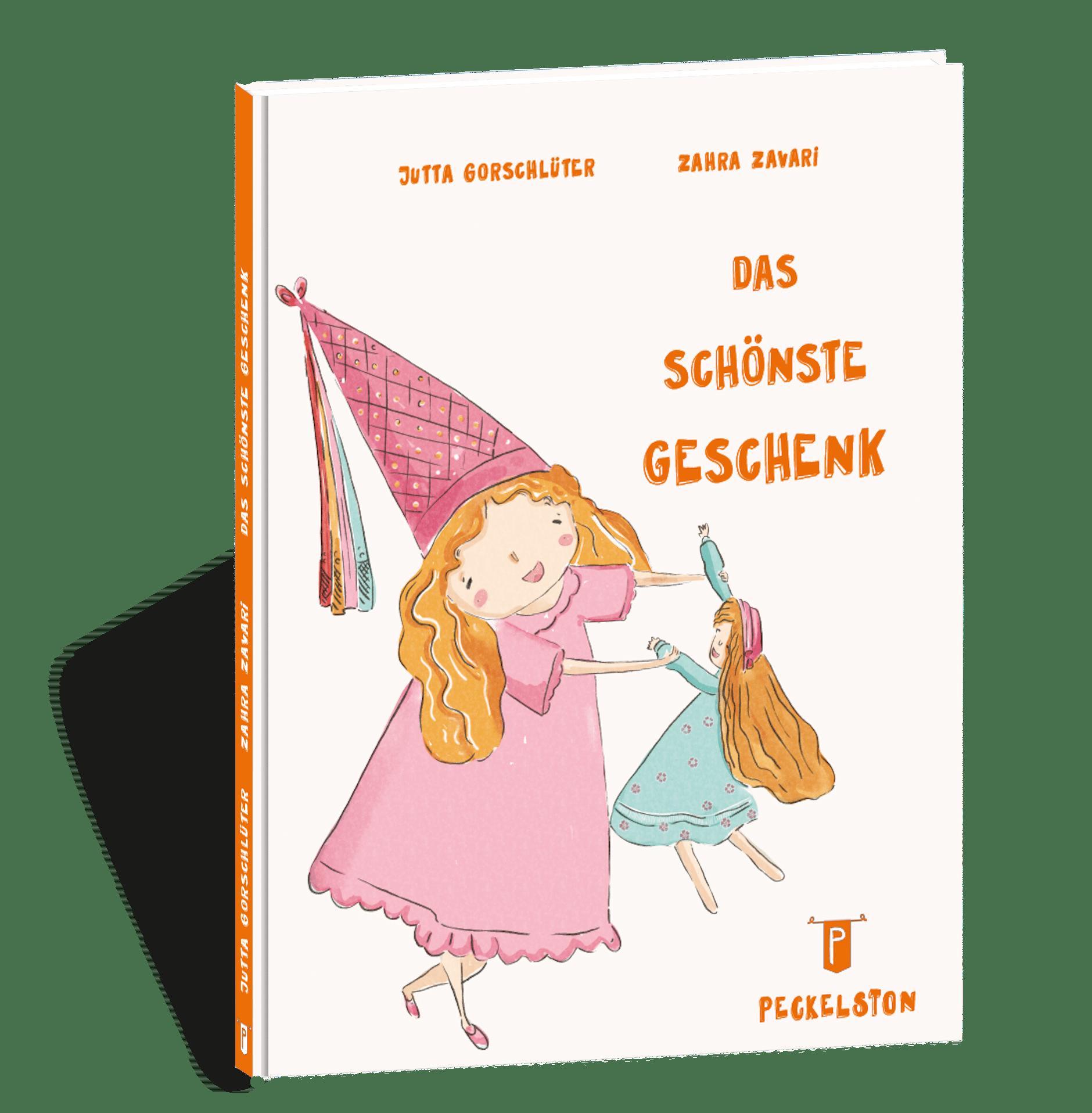 jutta gorschlüter zahra zavari das schönste geschenk peckelston kinderbuchverlag