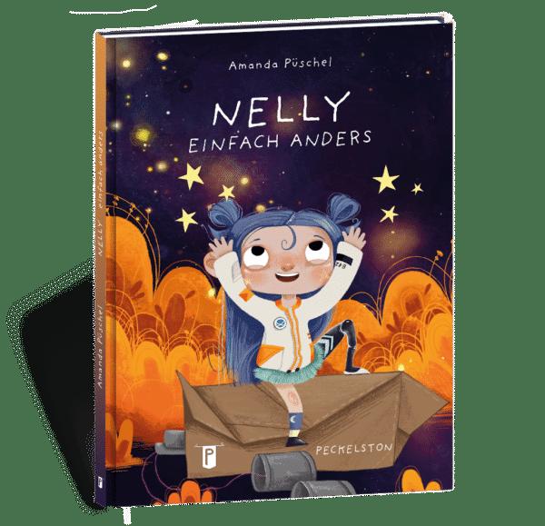 peckelston kinderbuchverlag nelly amanda püschel astronautin divers diversity