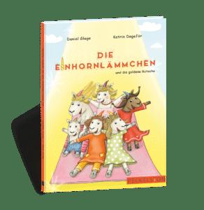 einhornlämmchen daniel glage katrin dageför peckelston kinderbuchverlag