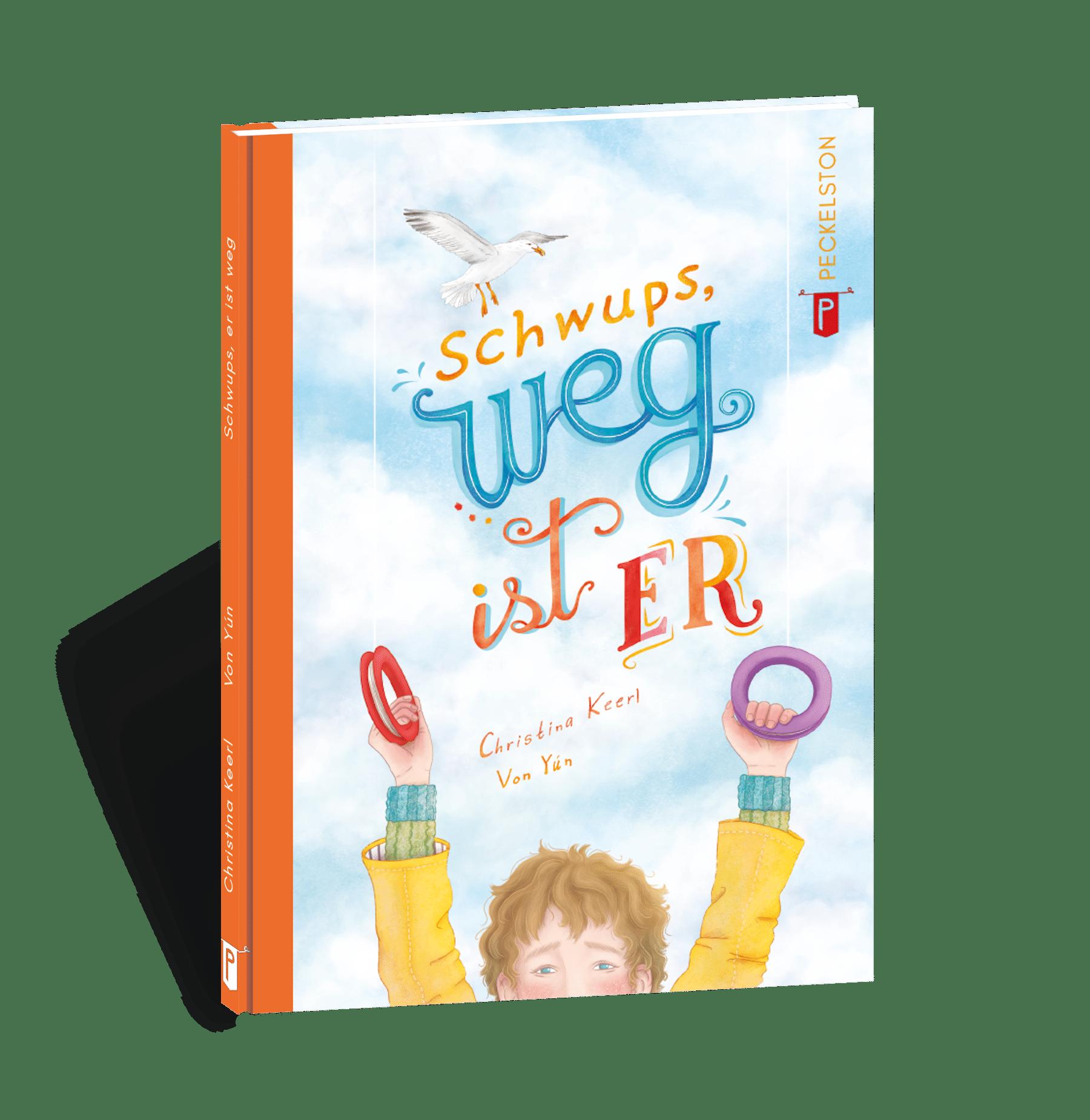 peckelston kinderbuchverlag schwups, er ist weg christina keerl von yun