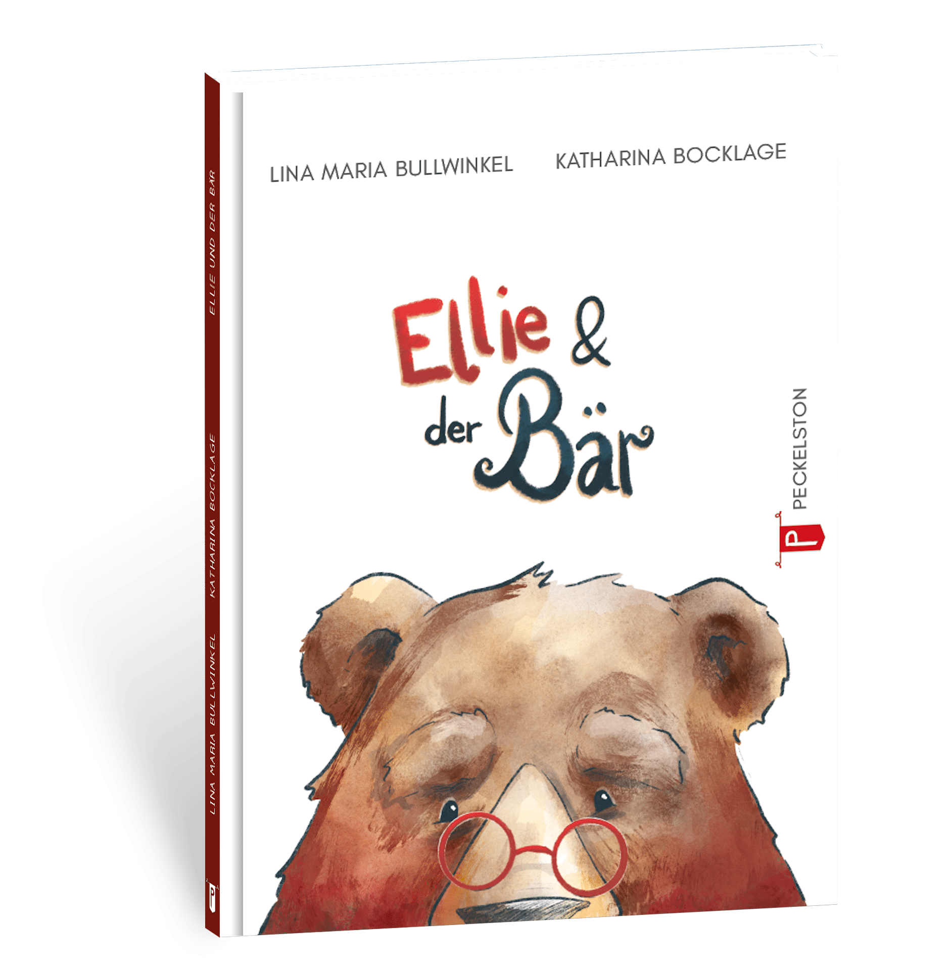 peckelston kinderbuchverlag ellie und der bär lina maria bullwinkel katharina bocklage