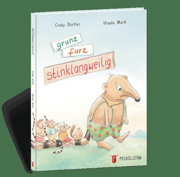 nasenbär grunzfurzstinklangweilig cindy distler ursula widekind peckelston kinderbuchverlag cindy distler ursula mock