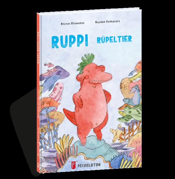 peckelston kinderbuchverlag rouven stenneken saeideh keshavarz ruppi rüpelfisch